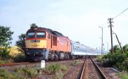 Foreign railway vehicles