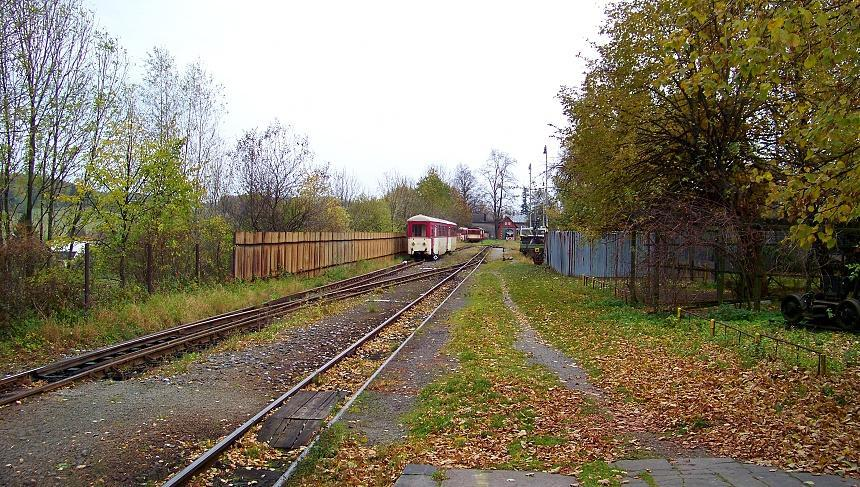Seznamování nadšenců vlaku